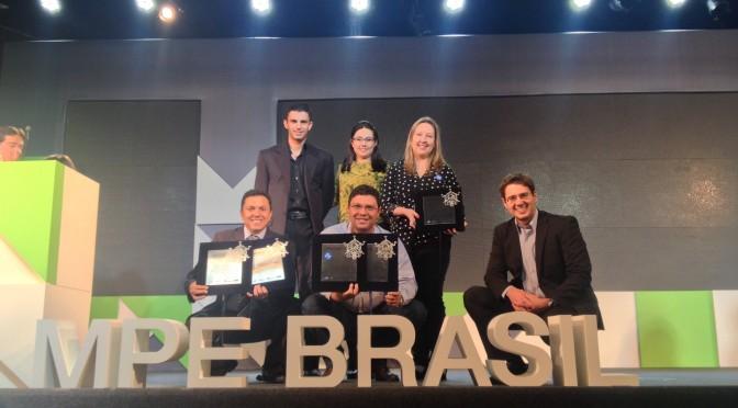 Jera foi finalista na etapa nacional do MPE Brasil
