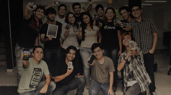 Trabalhe na Jera – Equipe Comercial e Marketing