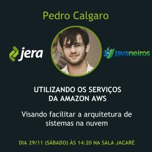 Javaneiros - Pedro