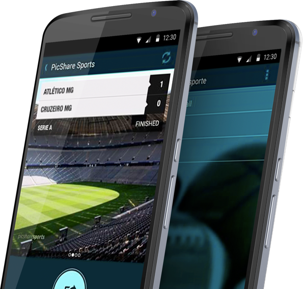 PicShare Sports Screenshot