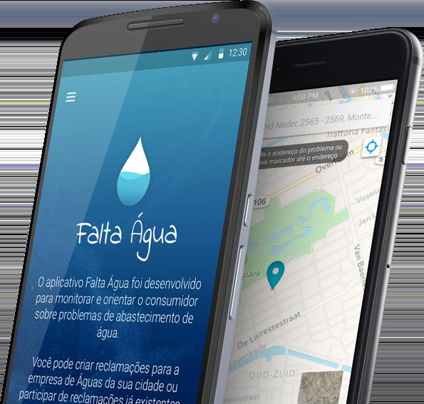 Falta Água Screenshot