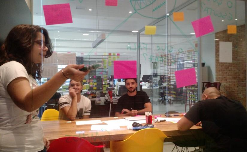 Como entregamos um produto valioso utilizando as metodologias do Design Thinking – Capítulo 1