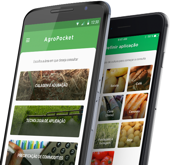 AgroPocket Screenshot