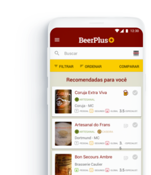 Beer Plus + Cervejas Especiais Screenshot